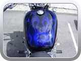 Custom Paint for Bikes