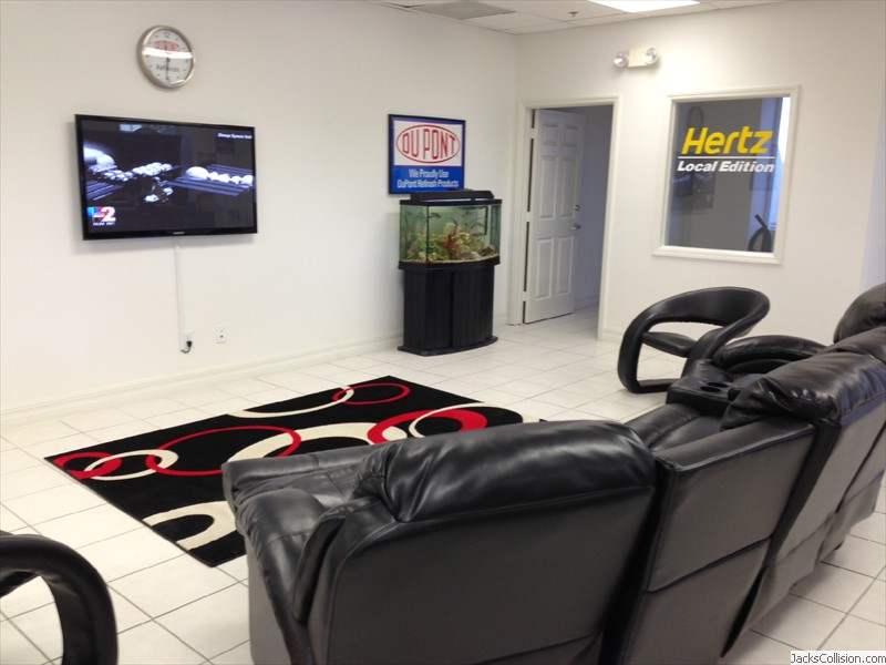 Jack's Collision Center