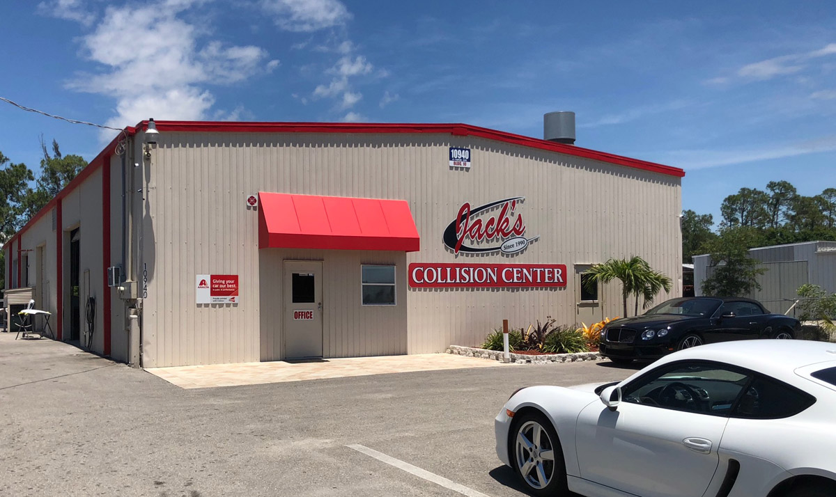 Jack's Collision Center Bonita Springs